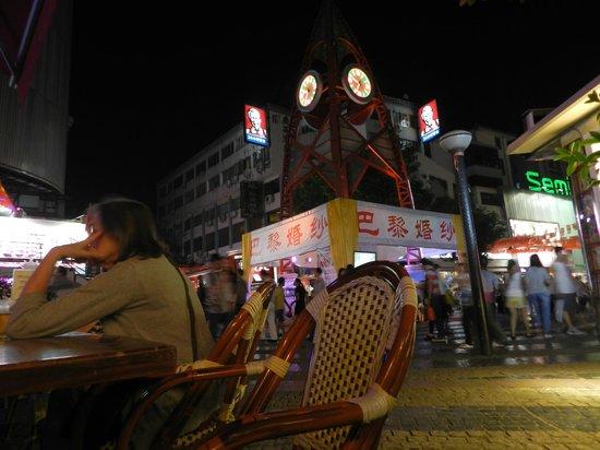 Guilin Park Hotel: Bares cercanos al hotel