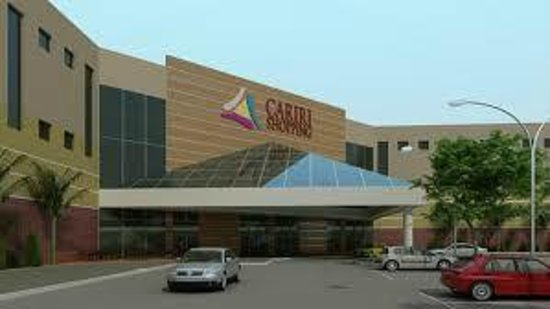 Juazeiro do Norte, CE : Cariri Shopping Center