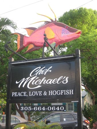 Chef Michael's : Great Restaurant in the Keys