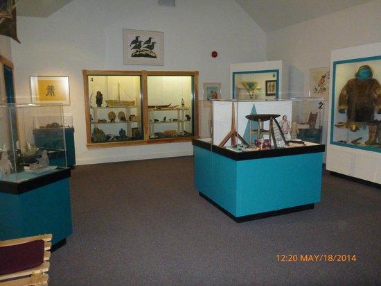 Nunatta Sunakkutaangit Museum : Main level