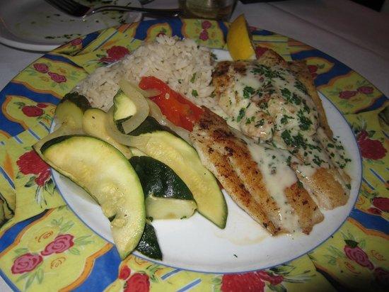 Chef Michael's: Sauteed Grouper