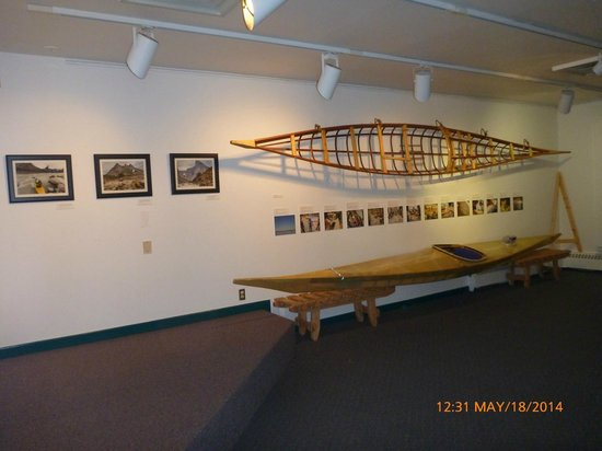 Nunatta Sunakkutaangit Museum: Main level