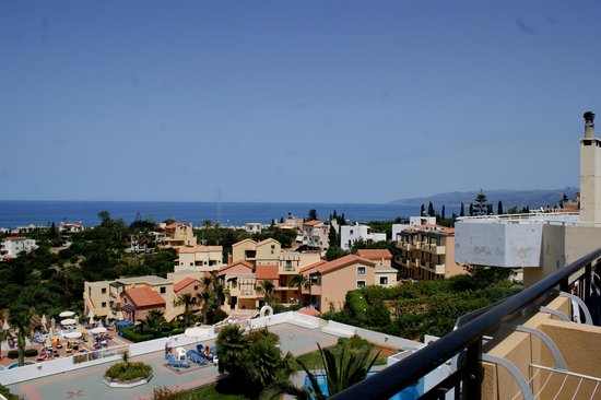 Asterias Village Resort: View from balcony