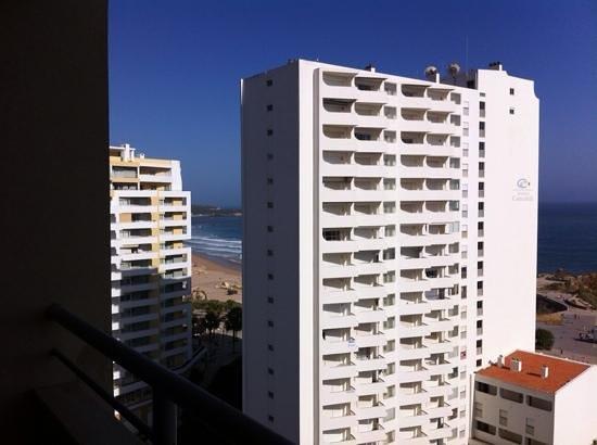 Apartamentos Jardins da Rocha: view from bedroom