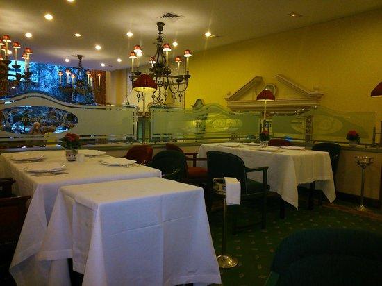 L'Albufera Restaurante: Salón del restaurante L'Albufera
