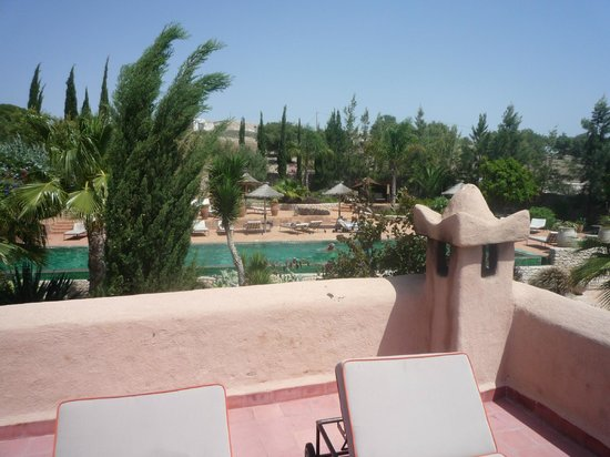 Le Jardin des Douars: Der Pool - the pool