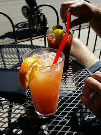 Floradora Saloon: Mixed drink
