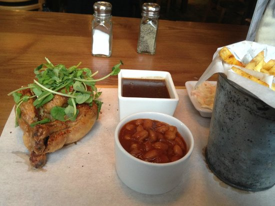 SO! Bar and Eats: Bird is The Word