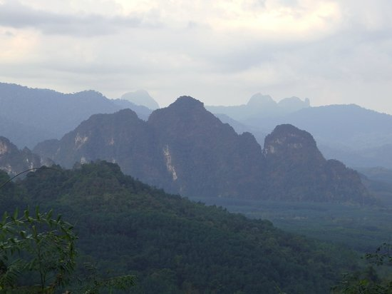 Khao Sok Valley Lodge: Khao Sok good view