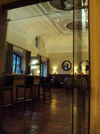 Parador de Cuenca : Bar-cafetería.