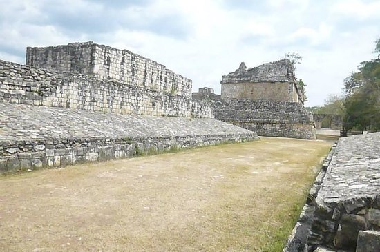 Ek Balam Mayan Ruins : No crowds