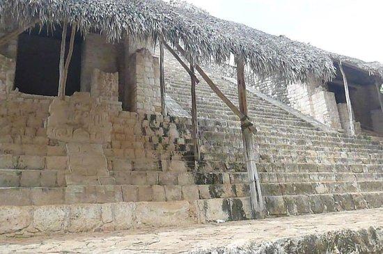 Ek Balam Mayan Ruins : Very cool