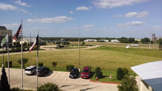 Holiday Inn Hotel & Suites Aggieland: View from the room