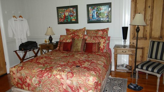 Naracoopa Bed & Breakfast & Pavilion: Inviting