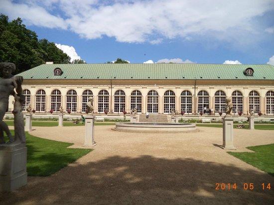Orangerie Foto Van Lazienki Park Warschau Tripadvisor