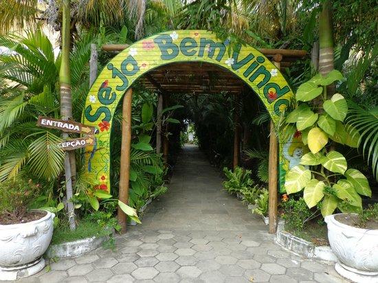 Eco Village Indaia : Entrada principal