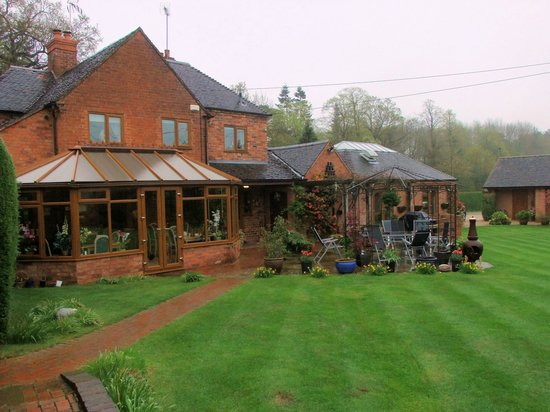 The Laurels Bed and Breakfast: Main House
