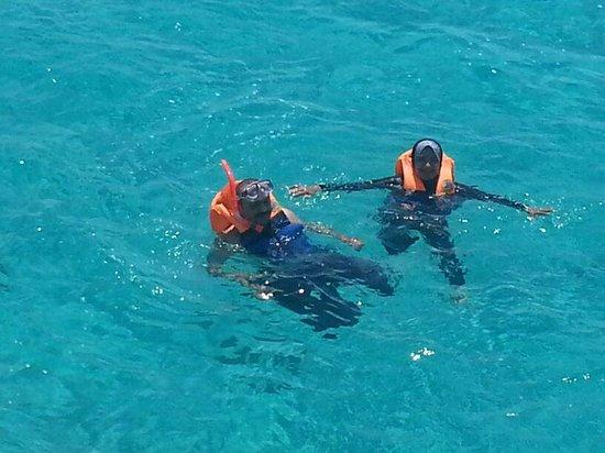 Îles Giftoun : المتعه الحقيقيه