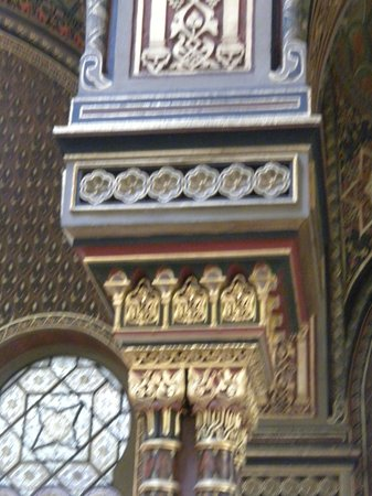 Spanish Synagogue, Jewish Museum in Prague: Sinagoga spagnola (Spanelska Synagoga)