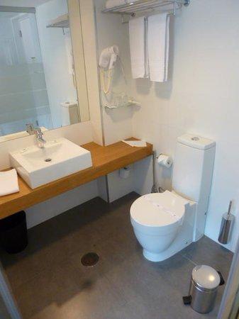 Hotel Laranjeira: Salle de bain