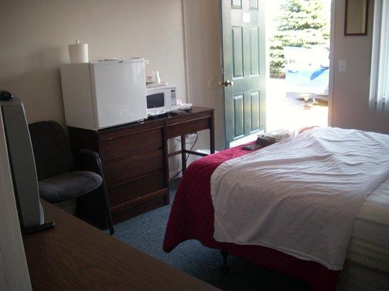 Big Bear Lodge: Zimmer 28