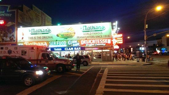 Hotel Edison Times Square : nice subway ride