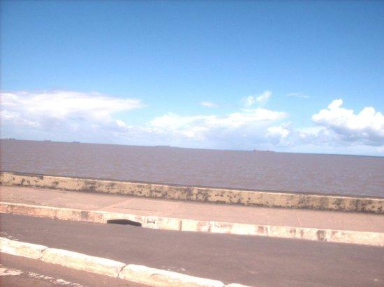 Beach Araxa: Rio Amazonas