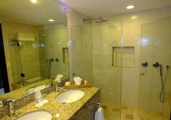 BlueBay Grand Esmeralda : Bathroom