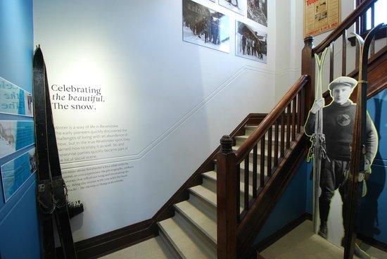 Revelstoke Museum: An exhibit showcasing the history of skiing in revelstoke