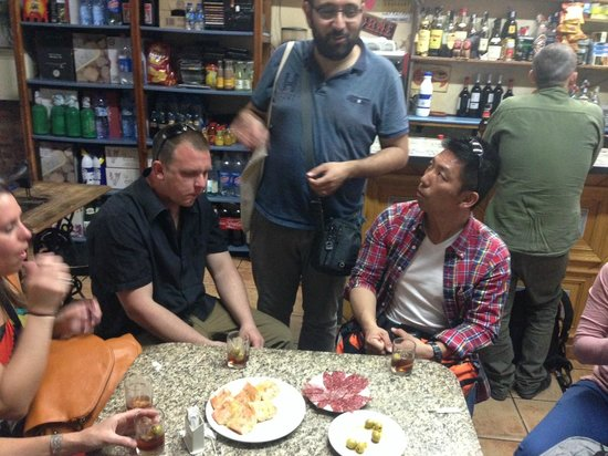 Aborigens -Local Food Insiders: Alex telling us all about vermouth