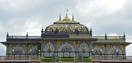 Palace of Gold: Palace Gold work