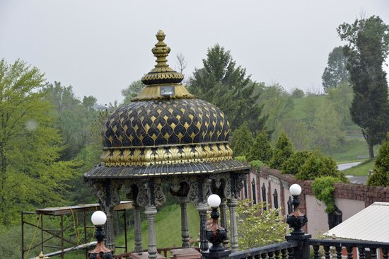 Palace of Gold: Gold Dome