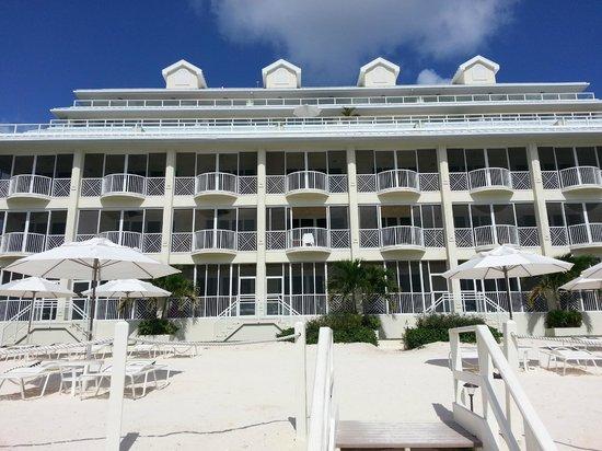 South Bay Beach Club : view from beach