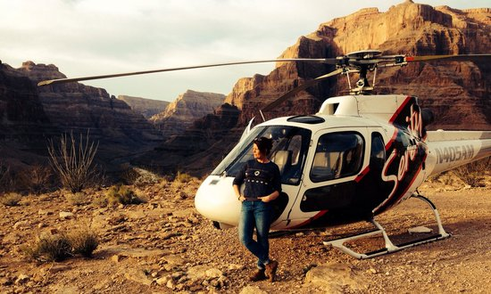 Serenity Helicopters : A lifetime memory!