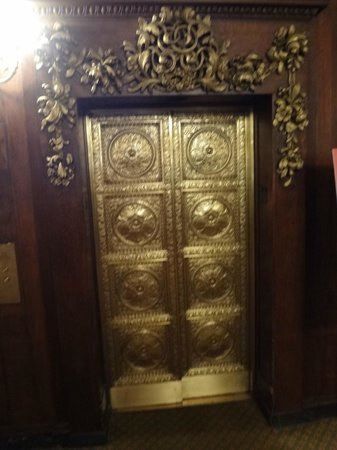 Omni Parker House: Beautiful Elevators