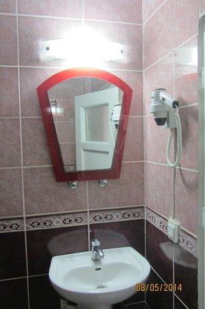 Hotel Emek: Ванная комната