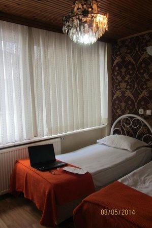 Hotel Emek: Мой номер