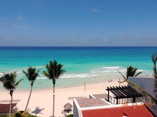 GR Caribe by Solaris: Beautiful view from our room!