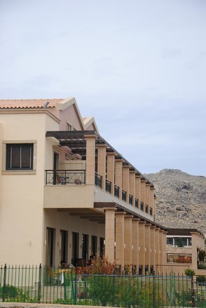 Mitsis Lindos Memories Resort & Spa: nice place good location