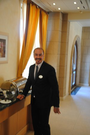 Mitsis Lindos Memories Resort & Spa: thank you George, great people manager!