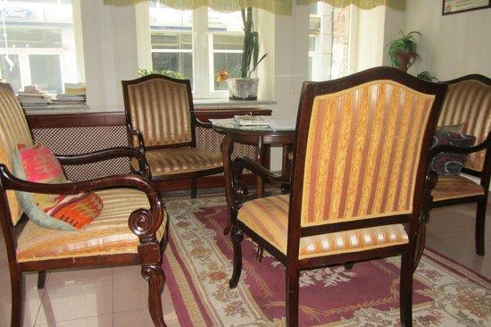 Hotel Emek : Место для отдыха