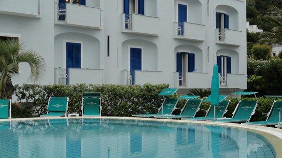 Hotel Parco Smeraldo Terme: da wohnten wir herrlich