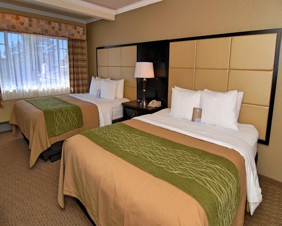 Comfort Inn Carmel By The Sea: ComfortInn 2 Queen Beds