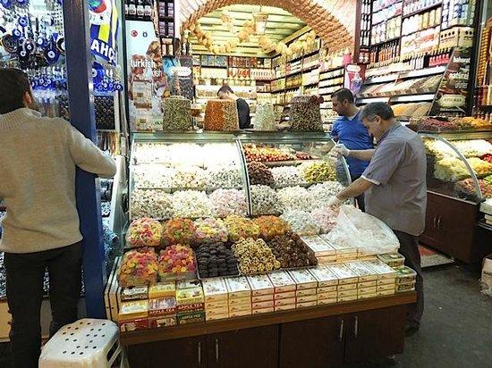 Egyptian Bazaar : Yummy