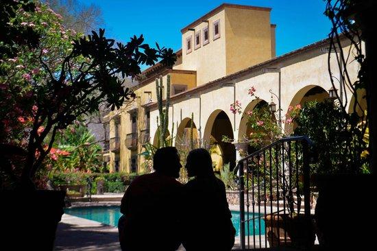 Hacienda De Los Santos : Placer de enamorados