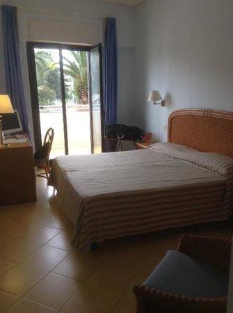 Hotel del Levante: my room