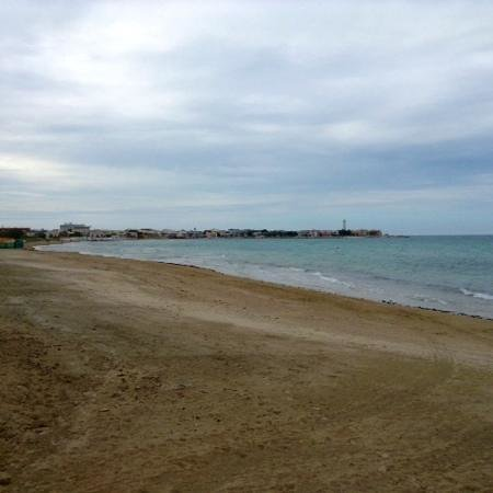 Hotel del Levante: Torre Canne from hotel