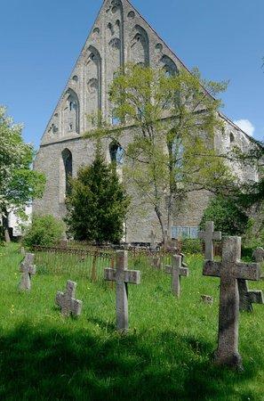 Convent of St. Bridget (Pirita Klooster): Pirita kloster