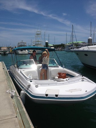 Elbow Grease Charters - Private Trips: Elbow Grease Charters Boat