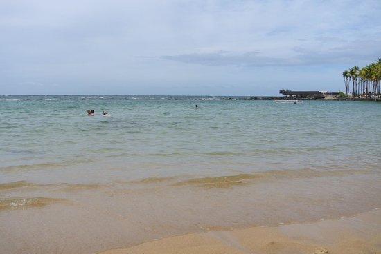 Caribe Hilton San Juan: Private Hotel Beach